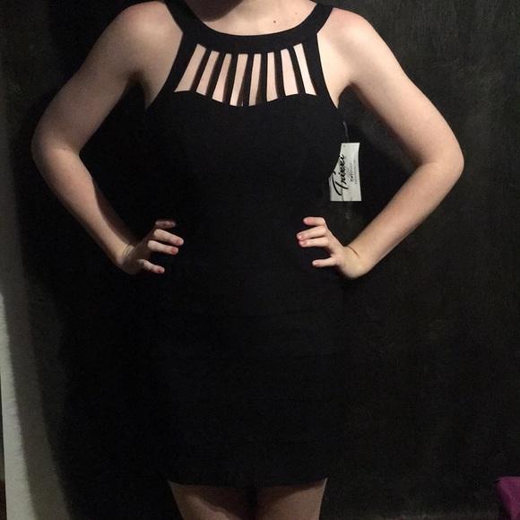 Trixxi Dresses & Skirts - Black mini dres